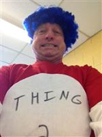 Mr. Roach as Thing 2